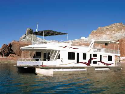 Travel Houseboat Resort