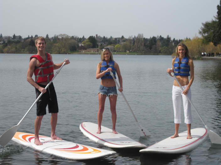 Lake Powell Stand Up Paddle Board Rentals Sup Services